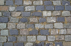 Pavement as background. Royalty Free Stock Photo