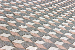 Pavement as background Stock Photo
