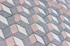 Pavement as background Royalty Free Stock Photo