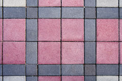 Pavement background Stock Image