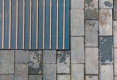 Pavement background Stock Photography