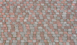 Pavement background Stock Images