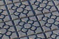 Pavement, Bilbao Stock Image