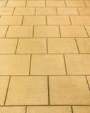 Pavement Blocks. Wonderful warm looking pavement blocks Stock Photos
