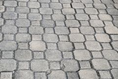 pavement blocks Royalty Free Stock Photography