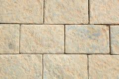 Pavement bricks background Royalty Free Stock Photo