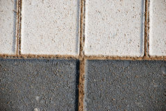 PAVEMENT Bricks texture. This is a kind of sidewalk Royalty Free Stock Photography