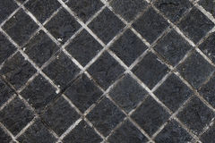 Pavement Cement Concrete wall background texture. Royalty Free Stock Photography