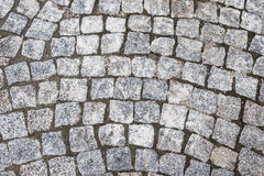 Pavement close up. Gray pavement texture background close up Royalty Free Stock Images