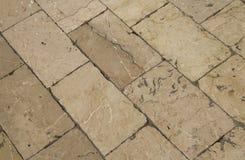 Pavement cobbles Stock Image