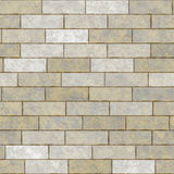 Pavement  Cobblestones seamless texture Royalty Free Stock Image
