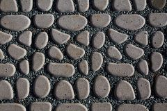Pavement design Royalty Free Stock Photo
