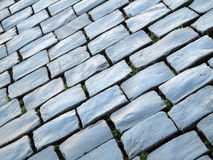 Pavement detail Royalty Free Stock Photos