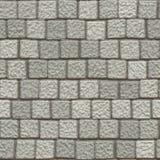 Pavement grey pebble Stock Image