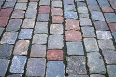 Pavement. Stock Photo