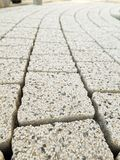 Pavement path Royalty Free Stock Photo
