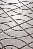 Pavement pattern Royalty Free Stock Photography