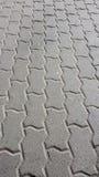Pavement pattern Royalty Free Stock Image