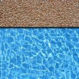 pavement pool Stock Photo