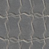 Pavement road stone seamless background texture Royalty Free Stock Photography