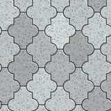 Pavement. Seamless Tileable Texture. Stock Images