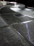 pavement silver Στοκ Εικόνες