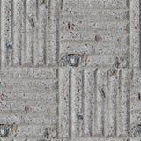 Pavement stone gray seamless background texture Stock Photography