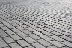 Pavement stones Royalty Free Stock Image