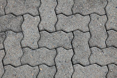 Pavement texture Stock Images