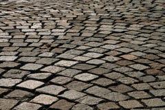 Pavement texture Stock Image