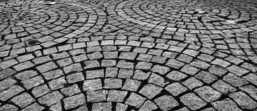 Pavement texture cubic stone Stock Photo