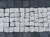 Pavement texture Stock Photography