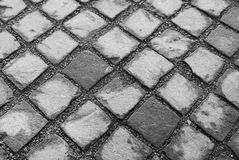 Pavement texture Royalty Free Stock Photos