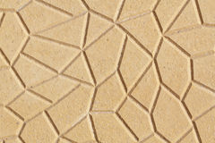Pavement tile texture abstract background Royalty Free Stock Image