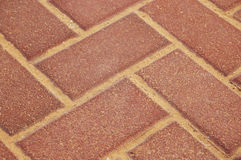 Pavement tiles Royalty Free Stock Image