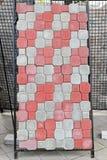 Pavement tiles Royalty Free Stock Image