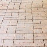 Pavement Tiles. Royalty Free Stock Photos