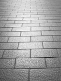 Pavement tiles background Royalty Free Stock Photos