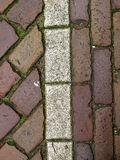 Pavement tiles Royalty Free Stock Photography