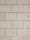 Pavement tiles stone under construction Royalty Free Stock Photography