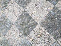 Paver κήπων αφηρημένο σχέδιο Στοκ Φωτογραφίες