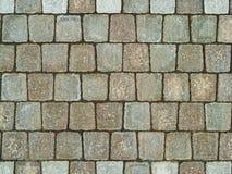 Paver brick background Royalty Free Stock Photos