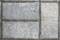 Paver Bricks Royalty Free Stock Photography