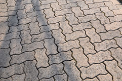 Paver Detail royalty free stock photography