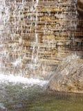Paver Falls Royalty Free Stock Photos