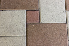 Paver pattern Stock Photo