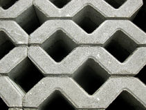 Pavers дороги конструкционных материалов Стоковая Фотография RF