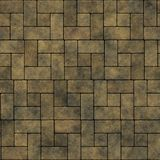Pavers. Patio Pavers Seamless Texture Tile Royalty Free Stock Photos