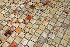 Pavers Royalty Free Stock Photo