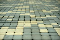 Pavers Royalty Free Stock Image